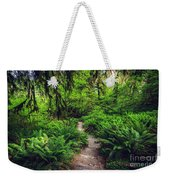 Rainforest Trail Weekender Tote Bag