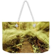 Rainforest Walk Weekender Tote Bag