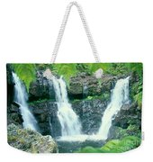 Rainforest Waterfalls Weekender Tote Bag