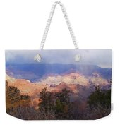 Raining In The Canyon Weekender Tote Bag