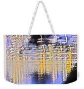 Raining Light Weekender Tote Bag