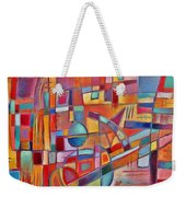 Rainmaker's Rattle Weekender Tote Bag