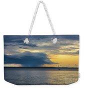 Rainstorm Offshore Weekender Tote Bag