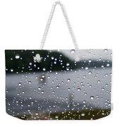Rainy Day At The Lake Weekender Tote Bag