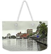 Rainy Day In Wilmington Weekender Tote Bag