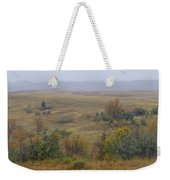 Rainy Day On The Plains Weekender Tote Bag