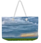 Rainy Days Weekender Tote Bag
