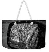 Rainy Reflections Weekender Tote Bag