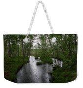 Rainy River. Koirajoki Weekender Tote Bag