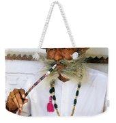 Rajasthani Elder Weekender Tote Bag