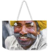 Rajput High School Teacher - Paint Weekender Tote Bag