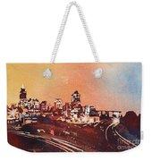 Raleigh Sunrise Iv Weekender Tote Bag