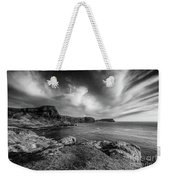 Ramasaig Bay Neist Point Weekender Tote Bag