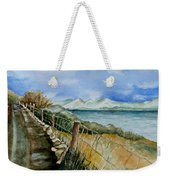 Rambling Walk Weekender Tote Bag