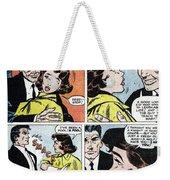 Romance And Heart Break Weekender Tote Bag