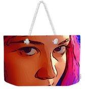 Ramona Weekender Tote Bag