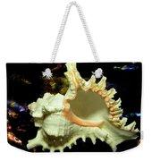 Rams Horn Seashell Weekender Tote Bag