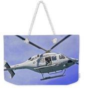 Ran N49 Bell 429 Global Ranger N49-048 Weekender Tote Bag