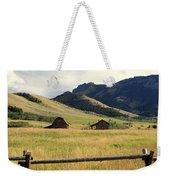Ranch Along Tom Miner Road Weekender Tote Bag