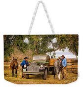 Ranch Hands Weekender Tote Bag