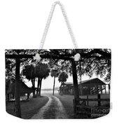Ranch Life Bw Weekender Tote Bag