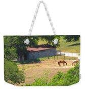 Ranch Life Weekender Tote Bag