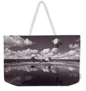 Ranch Pond New Mexico Weekender Tote Bag
