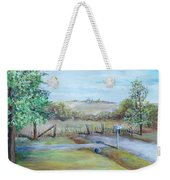Ranch Rd Weekender Tote Bag
