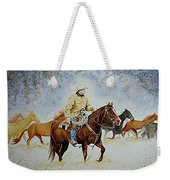 Ranch Rider Weekender Tote Bag