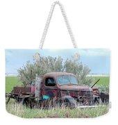Ranch Truck Weekender Tote Bag