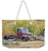 Ranch Truck II Weekender Tote Bag