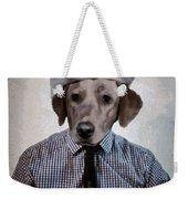 Rancher Dog Weekender Tote Bag