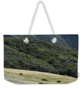 Rancho Sierra Vista Satwiwa Mountains Portrait Weekender Tote Bag