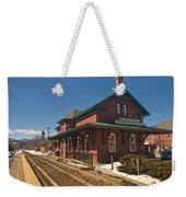Randolf Depot Weekender Tote Bag