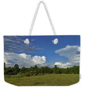 Randolph County Evening Storms Weekender Tote Bag
