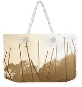 Random Masts Weekender Tote Bag