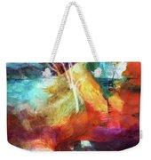 Random Spring Weekender Tote Bag