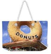 Randy's Donuts Weekender Tote Bag