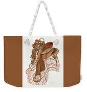 Randy's Saddle Weekender Tote Bag
