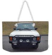 Range Rover Classic Weekender Tote Bag