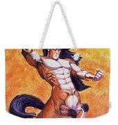 Ranting Centaur Weekender Tote Bag