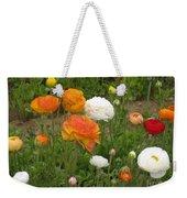 Ranunculus 5 Weekender Tote Bag