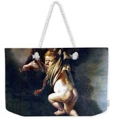 Rape Of Ganymede Weekender Tote Bag