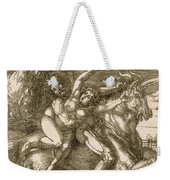 Rape Of Prosperpina Weekender Tote Bag