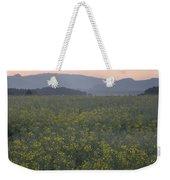 Rapeseed Dawn Weekender Tote Bag
