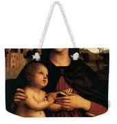 Raphael Madonna And Child C Weekender Tote Bag