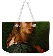 Raphael Portrait Of Bindo Altoviti Weekender Tote Bag