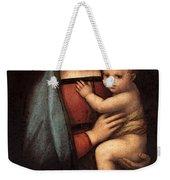 Raphael The Granduca Madonna Weekender Tote Bag