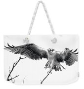 Raptor Elite Weekender Tote Bag
