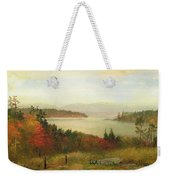 Raquette Lake Weekender Tote Bag
